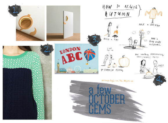 Lovely autumn bits and bobs