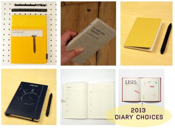 2013 Diaries