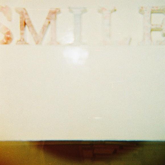 Smile. Copyright Stevie Hopwood