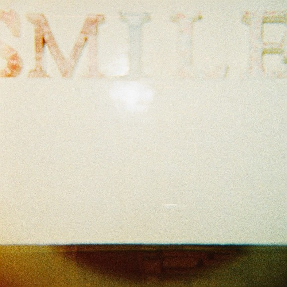 Smile. Copyright Stevie Hopwood